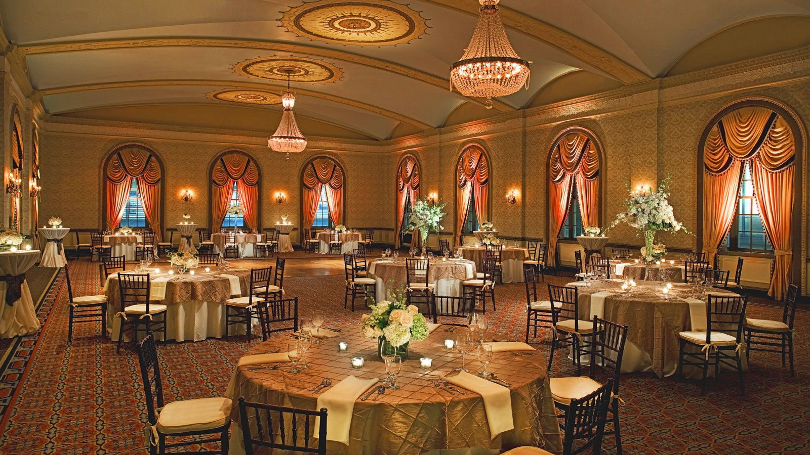 The Westin Poinsett, Greenville - Gold Ballroom
