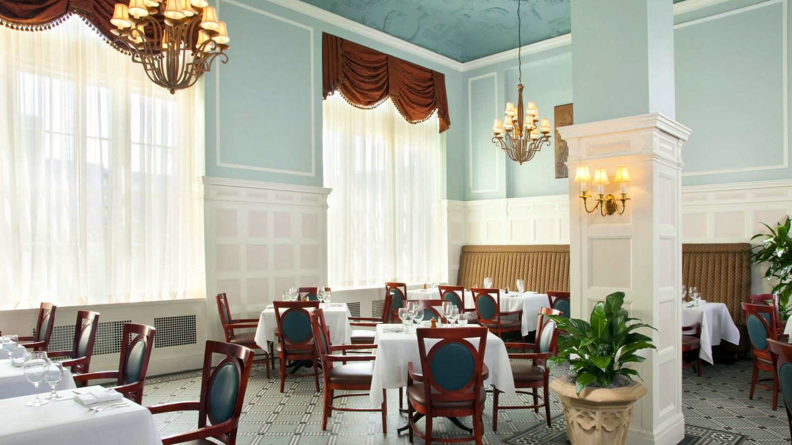 The Westin Poinsett, Greenville -Greenville Dining