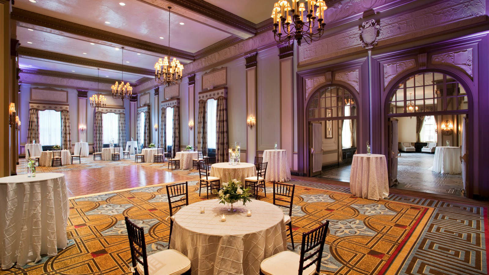 The Westin Poinsett, Greenville - Poinsett Ballroom