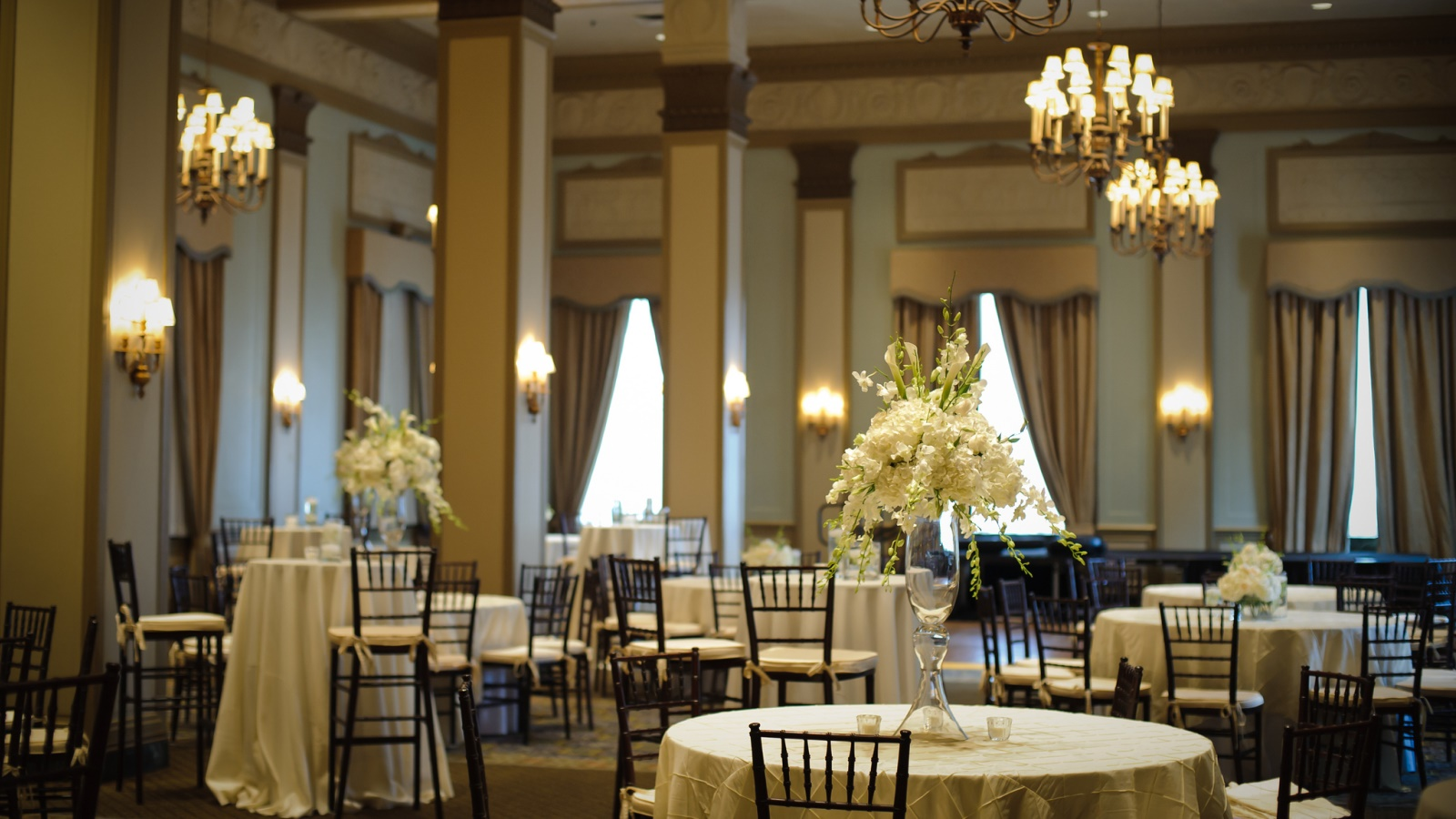 Greenville Sc Wedding Venues The Westin Poinsett