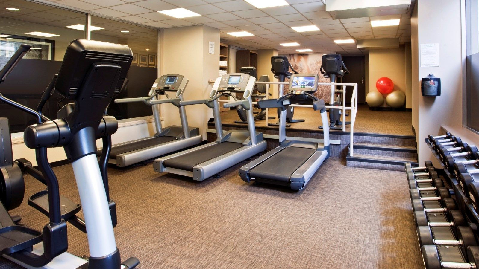 WestinWORKOUT® Fitness Studio at The Westin Poinsett
